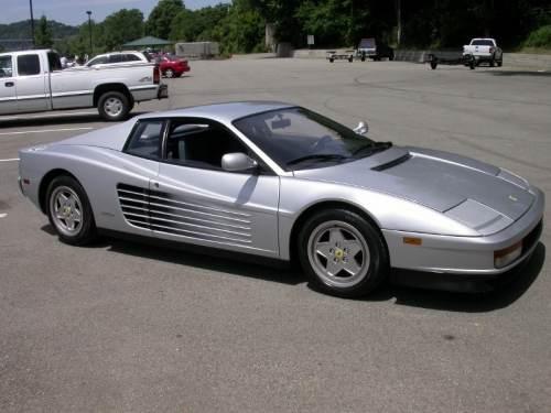 1991 Ferrari Testarossa , Fort Pitt Classic Cars