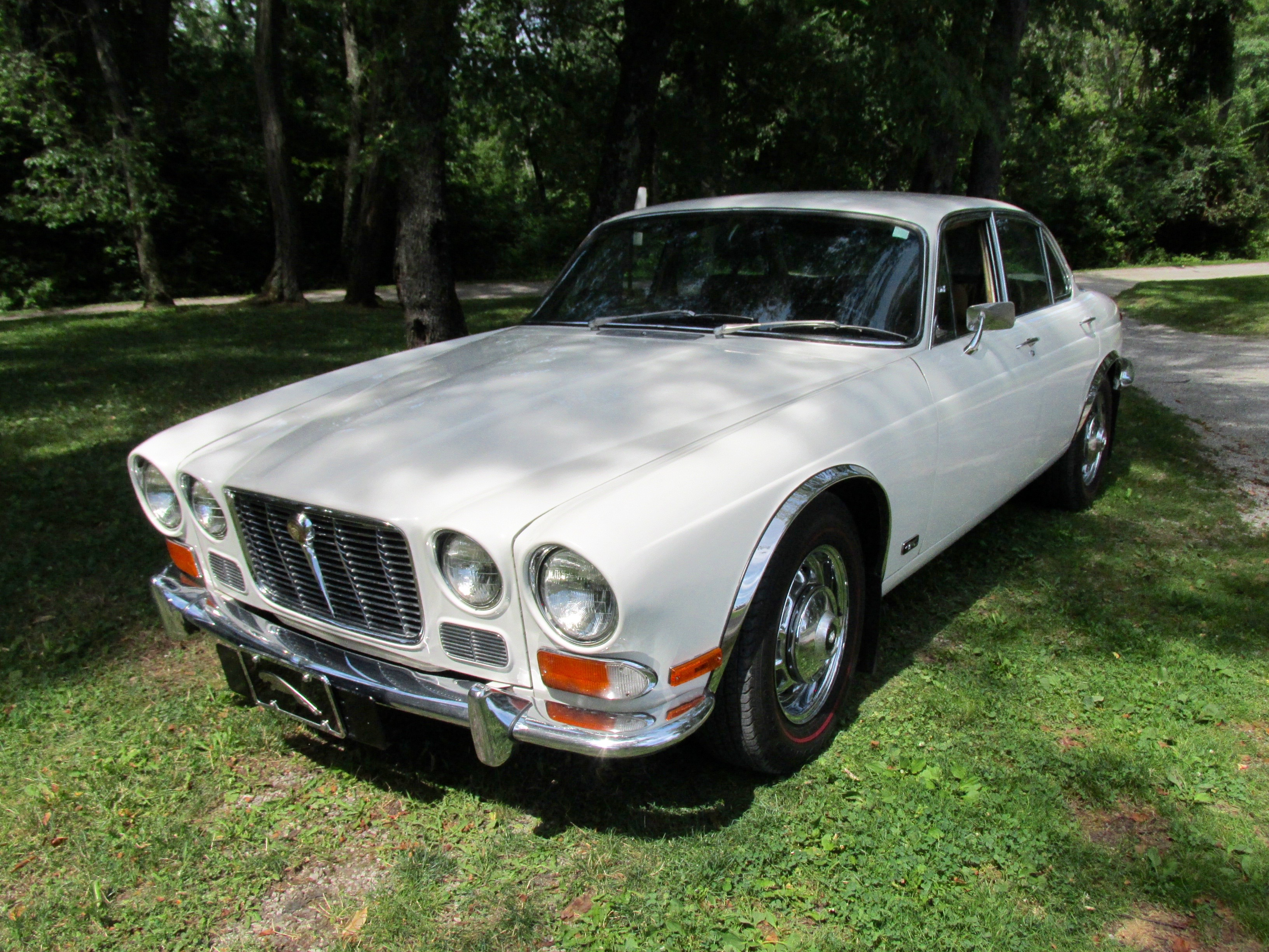 1971 jaguar xj6 for sale
