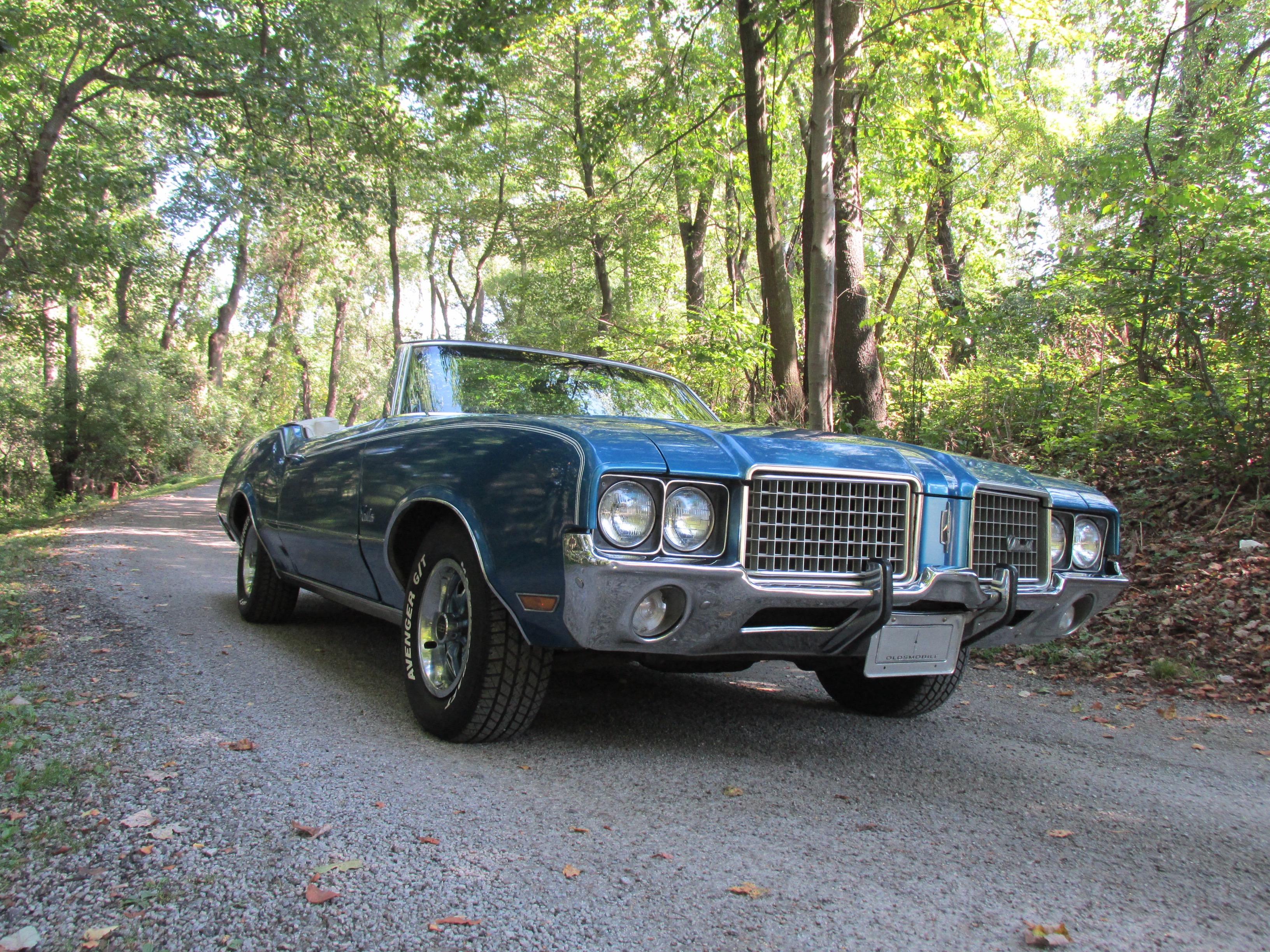 1972 Oldsmobile Cutlass Supreme - Fort Pitt Classic Cars