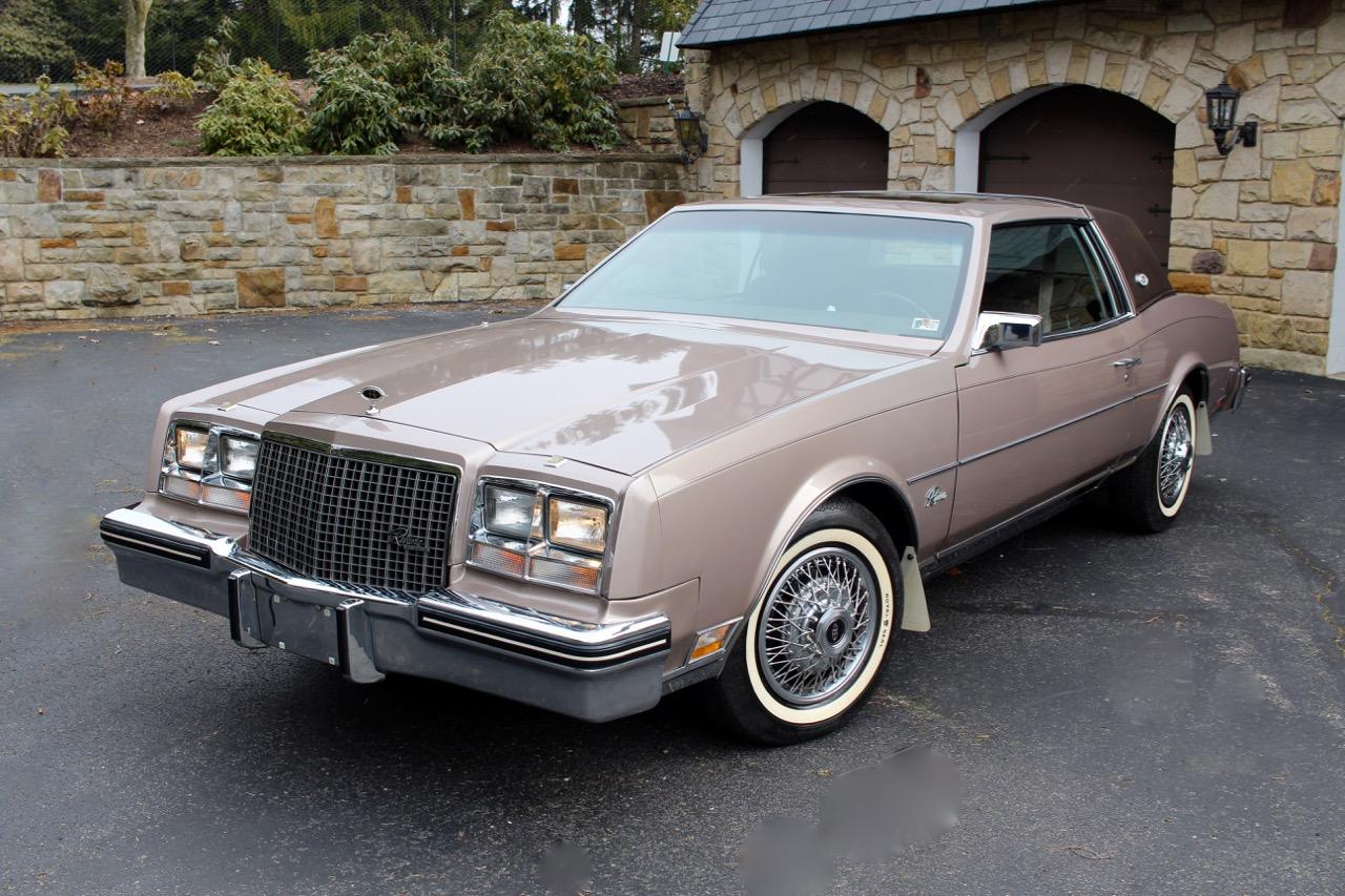 1983 Buick Riviera - Fort Pitt Classic Cars