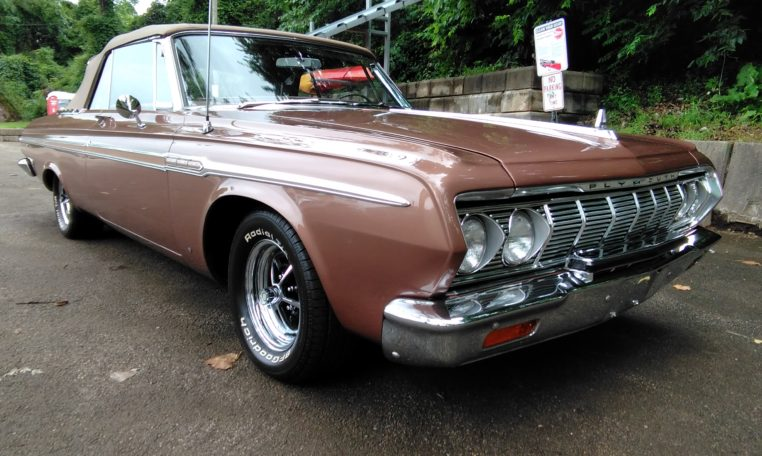 1964 Plymouth Fury 426 Wedge Fort Pitt Classic Cars